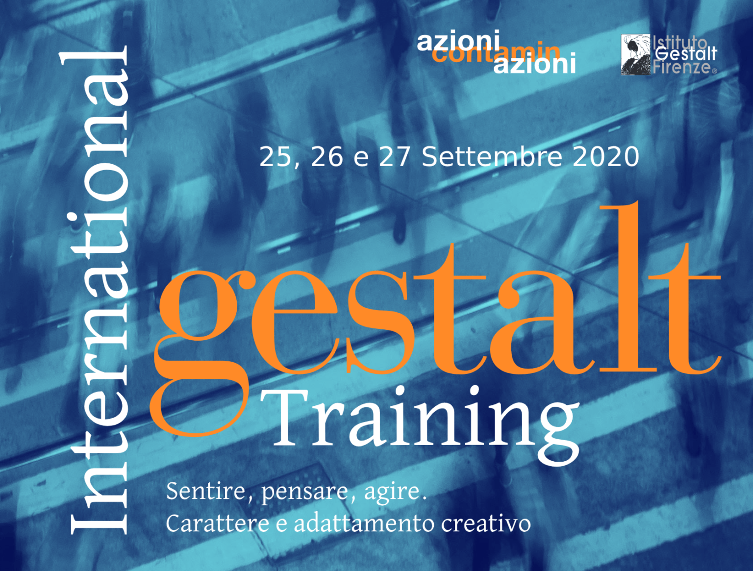 International Gestalt Training 2020